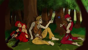 BBA Humanized by FablePaint