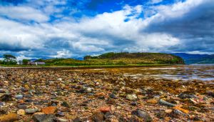 Highland Pebbles by Raiden316