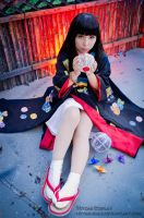 Paper balloons by Hitomi-Cosplay