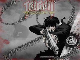 -Unforgiven-Wolfwood WP by Icequeenkitty