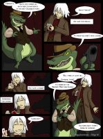 Colosseum Audition: Page 4 by Khaiya