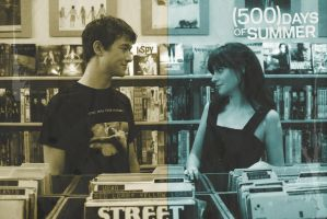 500 days of summer wallpaper by tweetweet