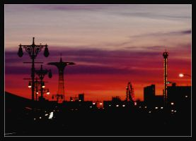 Coney Island Nights by TheDraperyFa11s