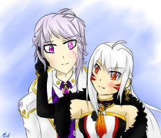Elsword Add x Ara ~ My SweetDarling (1) by SkyMintPanda