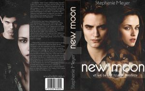 Cover for book the New moon by ORLOVAkrap