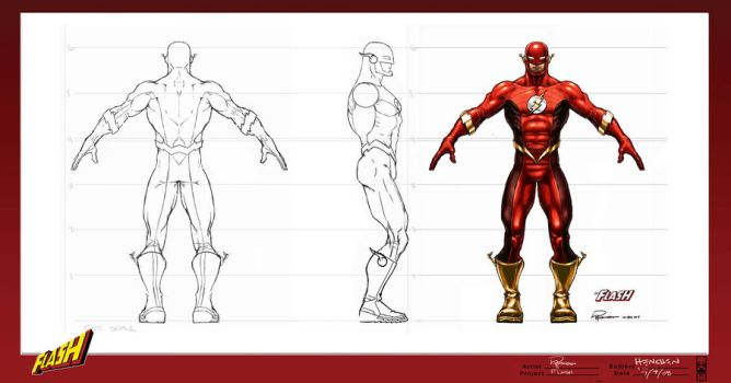 The FLASH TurnArounds by Roger-Robinson