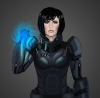 My Shepard by Yatoka