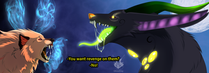 Revenge Would Be Sweet by GhoulDog