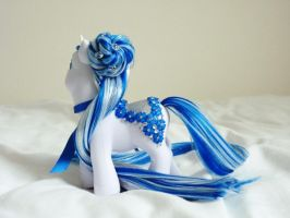 custom my little pony sapphire 1 by thebluemaiden
