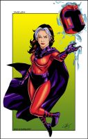ROGUE MAGNETO by DeadDog2007