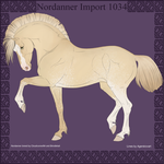 1034 Group Horse Import by Cloudrunner64
