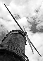 Windmill by Yslen