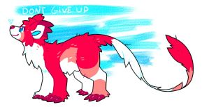 Dont Give Up by Pand-ASS