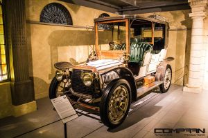 1907 Panhard et Levassor Double Phaeton by compaan-art
