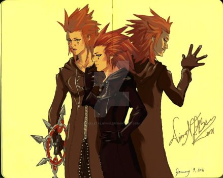 Axel by SkeletalWings