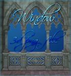 Window 3d png file by moonchild-ljilja