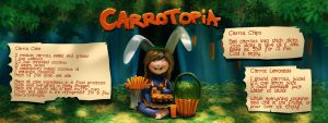 CARROTOPIA by misslapin
