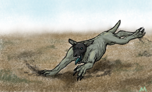 Creature concept thing by iamScreepy