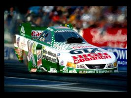John Force by puddlz