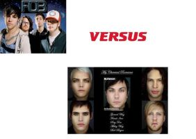 MCR Vs FOB by Devil-man-josh