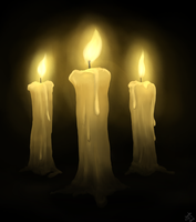 Lighting a Candle. by Alexandoria