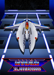 Gradius Legacy Alternate Cover by WhiteLionWarrior