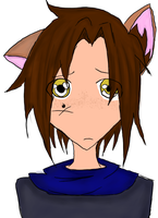Kitty boy c: by ellaella33