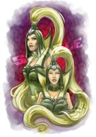2014-05-22-DoubleTrouble by Maxnethaal