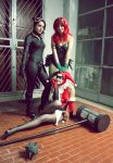 The Gotham City Sirens are back in town! by MaDeath90