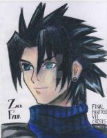 Zack Fair by nightsky321