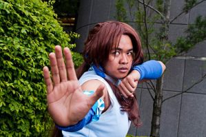 Legend of Korra: Korra Crossplay by Deckronomicon