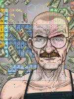 Breaking Bad by Gazbot