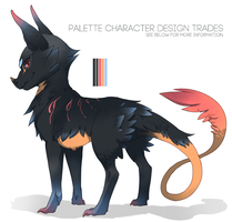 Character Design Trades [closed] by KDeto