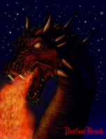 Dragon Fire is a Potent Thing by PadfootBrush