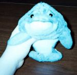Ecco The Dolphin Plushie by DreamRevolution