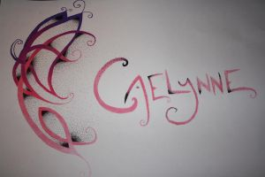 Caelynne by livetodreAm