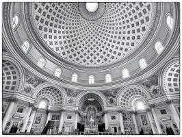 Mosta Dome by Dogbytes