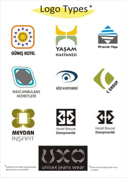 logo types by deniz35