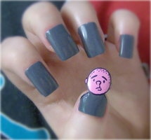 Karl Pilkington by KayleighOC