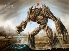 Areos - Earth Colossus by Neberra
