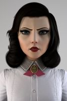 Angry Elizabeth by Ananina23
