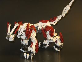 Bionicle Liger: Rust by retinence