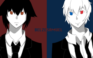 ts - doodle - samuel and belze by cakwe