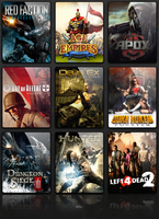 Game Icons 11 by Liaher