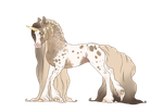 E250 Boucle Foal Design by Warped-Desire