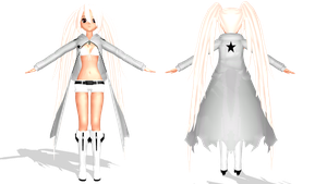 MMD Newcomer - WRS [DL FIXED] by Kikami101