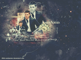 Jensen Ackles Blend by Lilith-Winchester