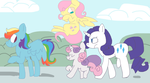 Mlp -Gift- by Skele-Puns