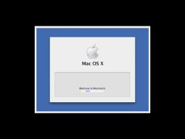 Mac OSX bootscreen for XP by sid-crafty
