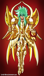 Fudou God Cloth by Lorde-Marte